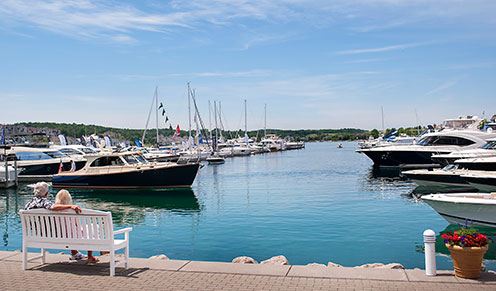 Experience – Marina – Lake Michigan Marina Dockage Fees & Availability