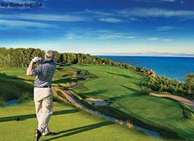The 3 Biggest Health Benefits of Golfing at Bay Harbor You Never Thought Of Harbour Ridge style=