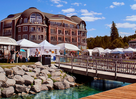 Hot Off The Press: Grand Traverse Scene Explores Destination Bay Harbor Harbour Ridge style=