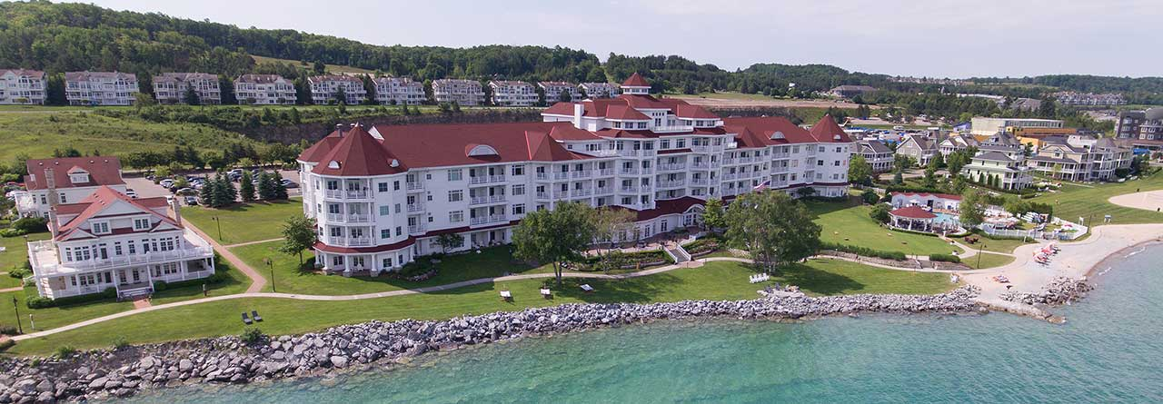 Stay at the Inn at Bay Harbor in Bay Harbor, Michigan
