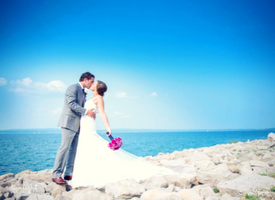 5 Most Romantic Northern Michigan Weddings Venues Harbour Ridge style=