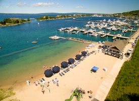 Is This Scenic Lake Michigan Hot Spot Your Dream Vacation Home Destination? Harbour Ridge style=