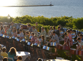 Top August Events on the Shores of Lake Michigan Harbour Ridge style=