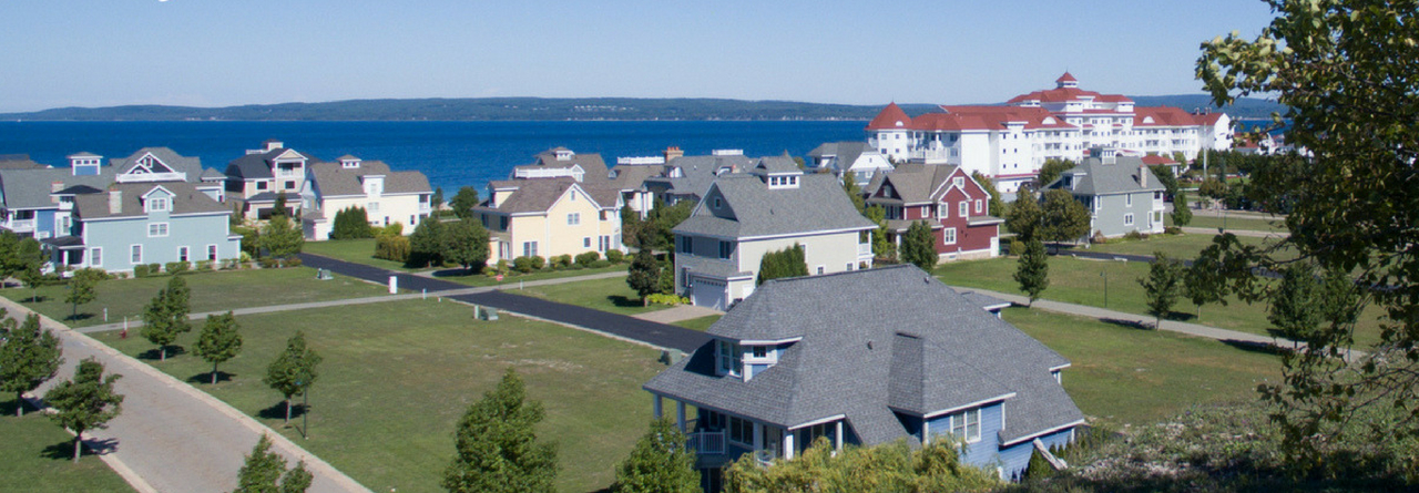 Northern Michigan is the perfect place for lakefront properties