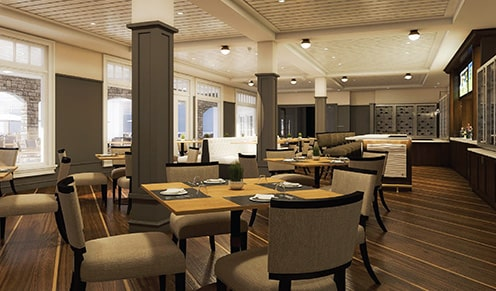 Stay – Club Renovations – New to Bay Harbor Yacht Club